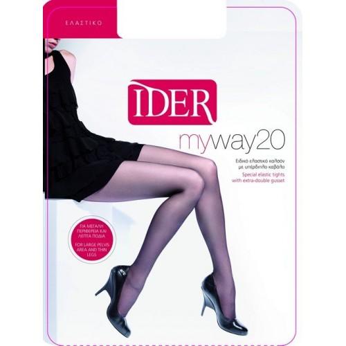 Ider My Way 20 Den