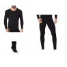 750752 Doozo Ανδρικό Σετ Ισοθερμικά Μπλούζα, Κολάν και Κάλτσες