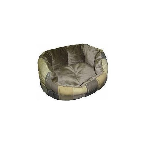 Kρεβάτι Classico με γούνα 70cm